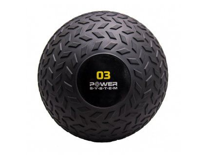powersystem posilovaci mic slam ball 3 kg