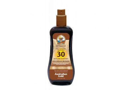 6158 eu spf 30 spray gel bronzer v1 current