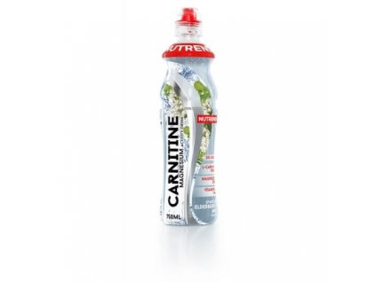 NUTREND Carnitine magnesium activity drink 750 ml - bezinka + máta