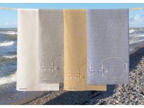 luxusní ručníky Pesci
