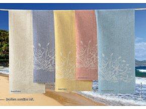 luxusní ručníky Barriera Corallina