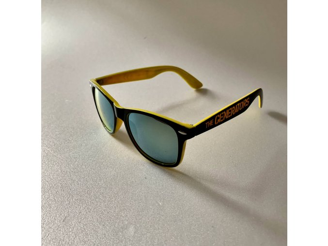 Generators sunglasses yellow