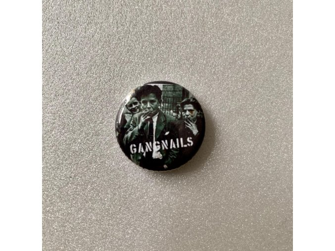 Gangnails button youth