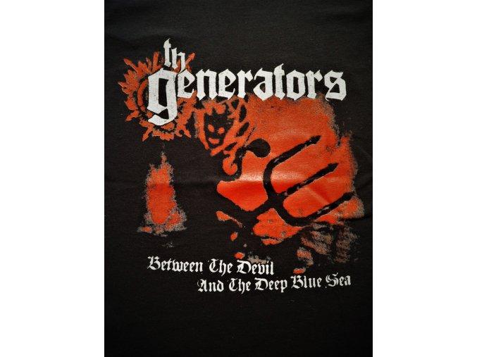 Generators the devil womens t-shirt