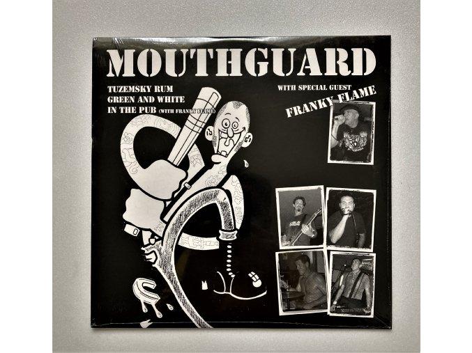 """Mouthguard/the Agitators split 10"""""""