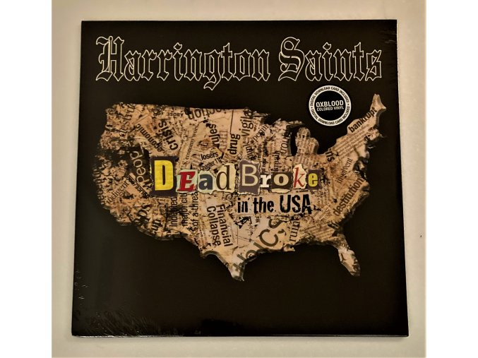 Harrington Saints - Dead Broke
