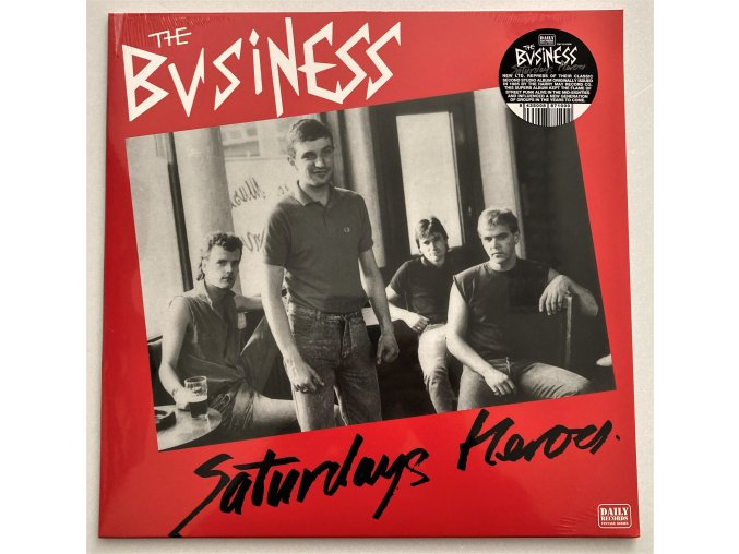 the business - Saturday Heroes