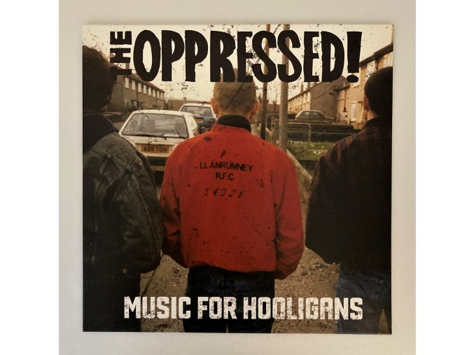 the Opressed - Music for Hooligans
