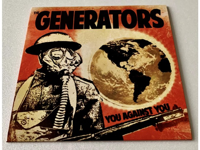 Generators You against You ep