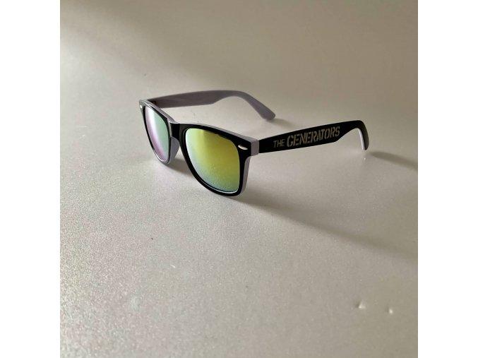 Generators sunglasses b/w
