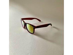 Generators sunglasses b/w red