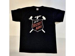 Secret Army T-shirt