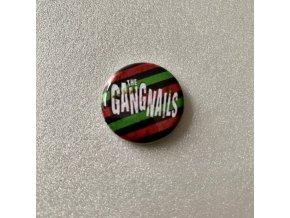 Gangnails button greenred