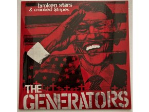 Generators Broken Stars LP