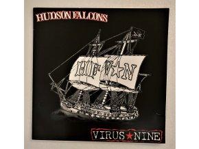 """Hudson Falcons/Virus 9 split 7"""""""