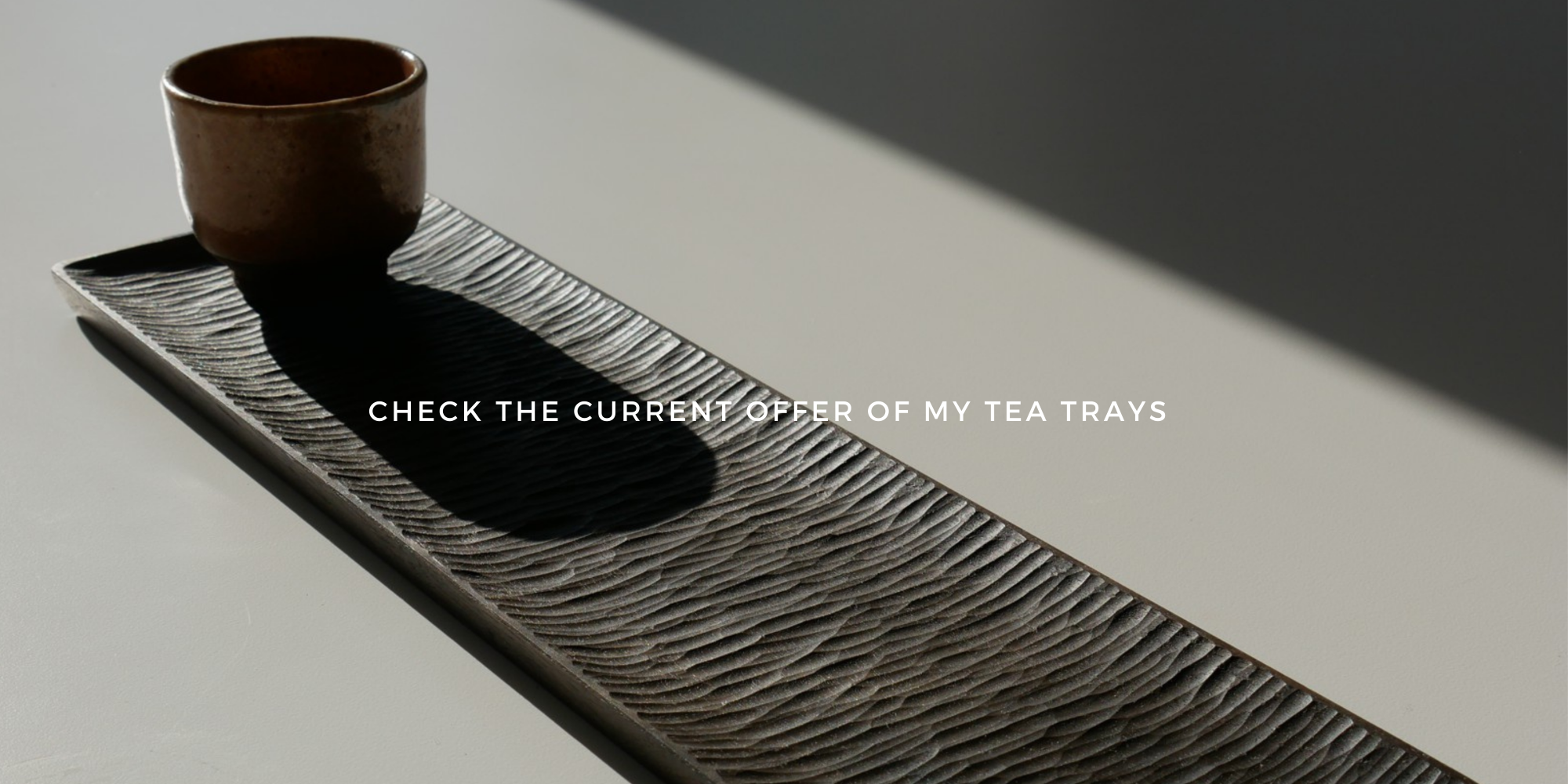 current offer of tea trays by TeaTom