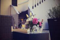 Zahradní nábytek do hotelu Bellevue dodal Nábytek Nünning