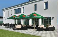 Golf Club Brno používá zahradní nábytek Nünning