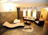 Zahradní nábytek Nünning najdete také v hotelu Mlýn na Karlštejně