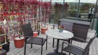 Zahradnictví Dvořák a syn Teplice používá zahradní nábytek Nünning