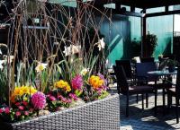 Zahradnictví Dvořák a syn v Teplicích doporučuje zahradní nábytek Nünning