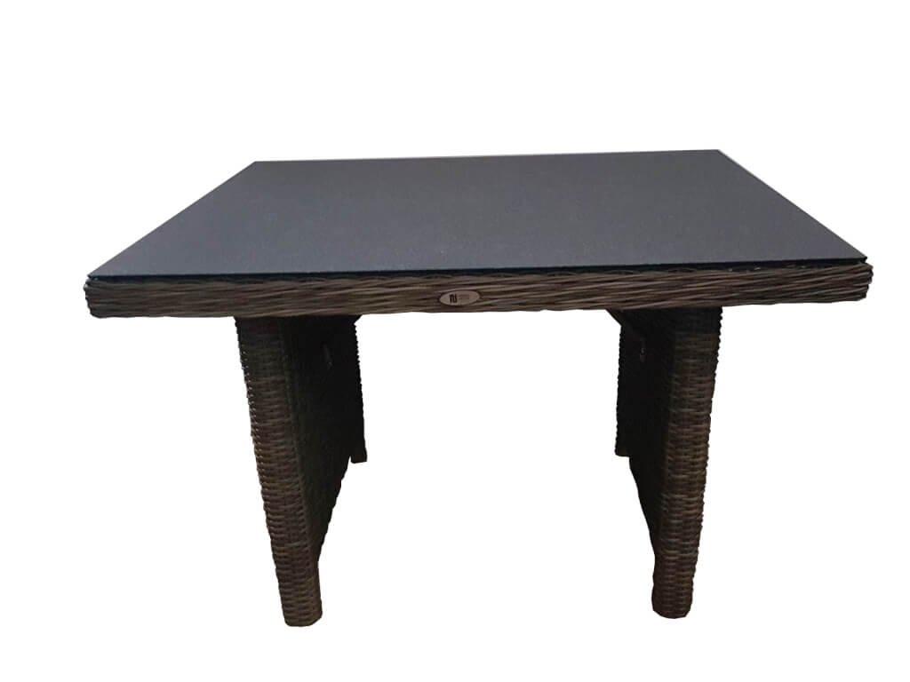 Umělý ratan stůl Lounge Luxury k sedacím setům