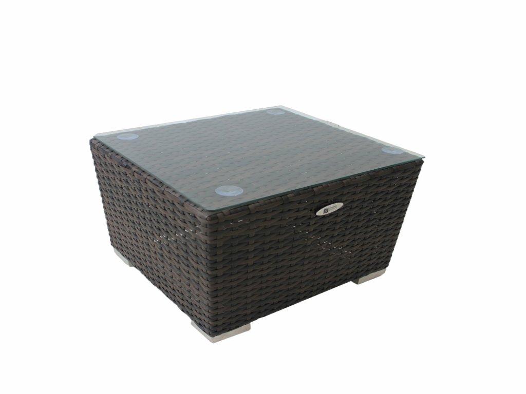 Umělý ratan stolek