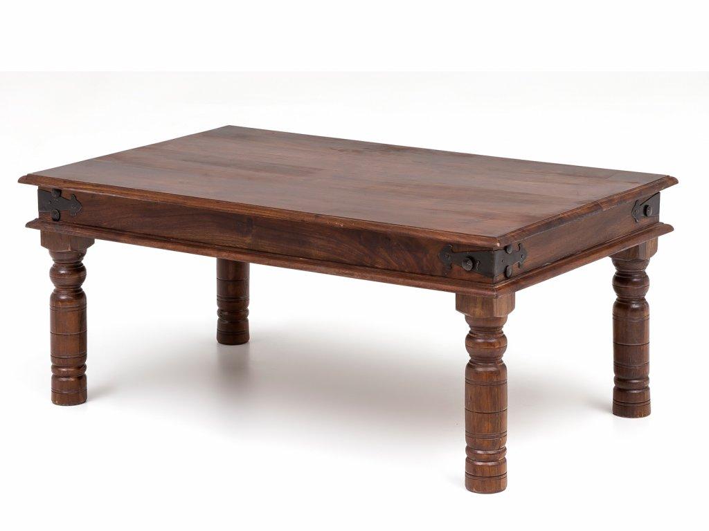 stůl z akátového dřeva