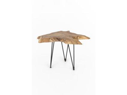 Konferenční stolek Teak Natur