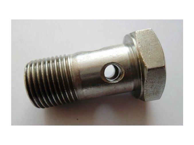 Průtokový šroub Js12 D21   G1/2''