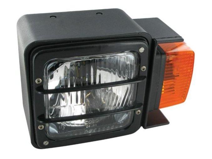 Světlomet - reflektor COBO hlavní levý