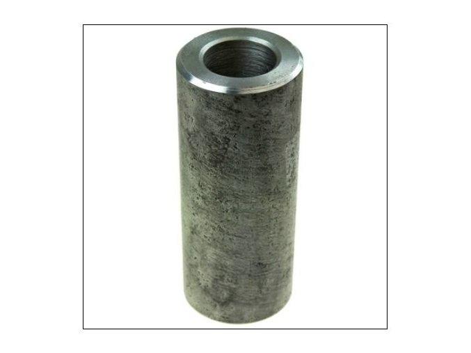 Pouzdro hrotu O 36/25 - 50  mm, délka 145 mm