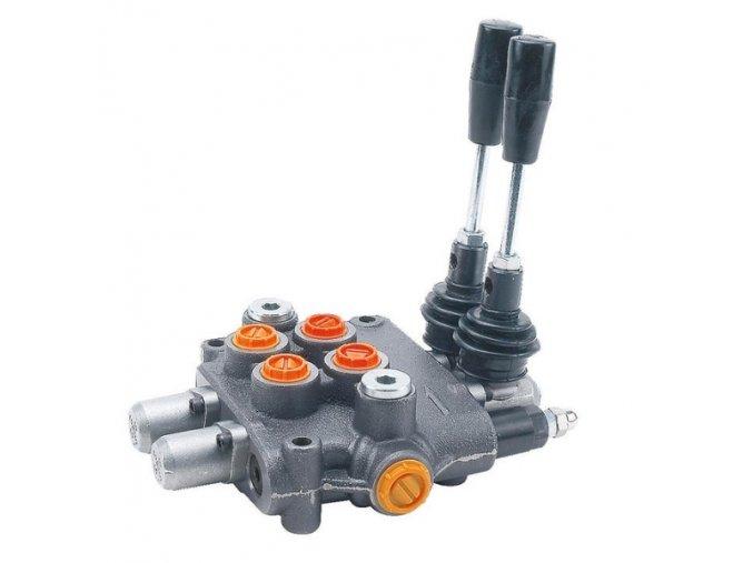 dvoupackovy hydraulicky rozvadec 40570 0