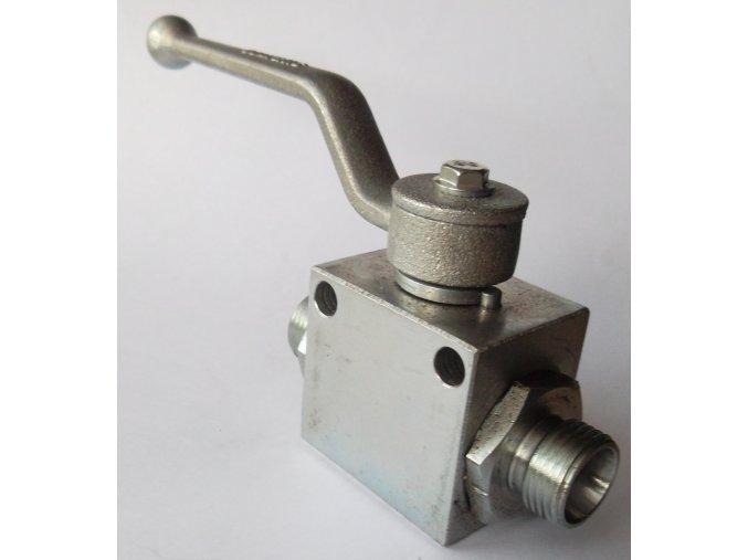 Kulový ventil uzavírací BKH 10L  Dn 08   M16x1,5