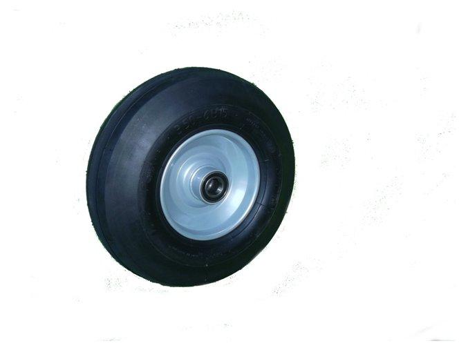 kompletní kolo 3,5 - 6  pro obraceč, shrnovač, délka čepu 75mm
