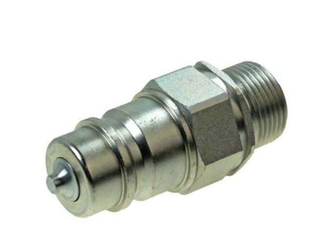 Rychlospojka ISO 12,5 zástrčka M26x1,5 na hadici