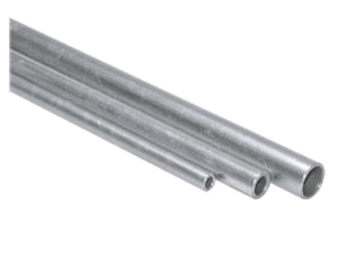Hydraulická trubka přesná HRZ 8x1 pozinkovaná 2m