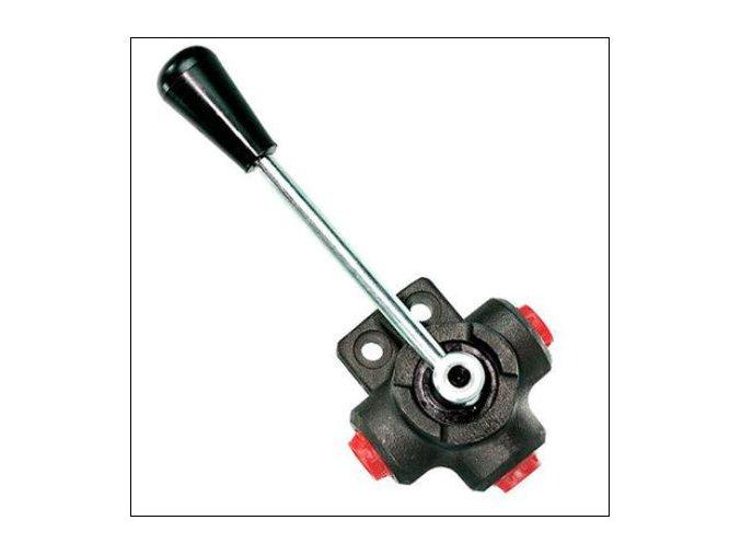 Rotační hydraulický rozvaděč G3/8''