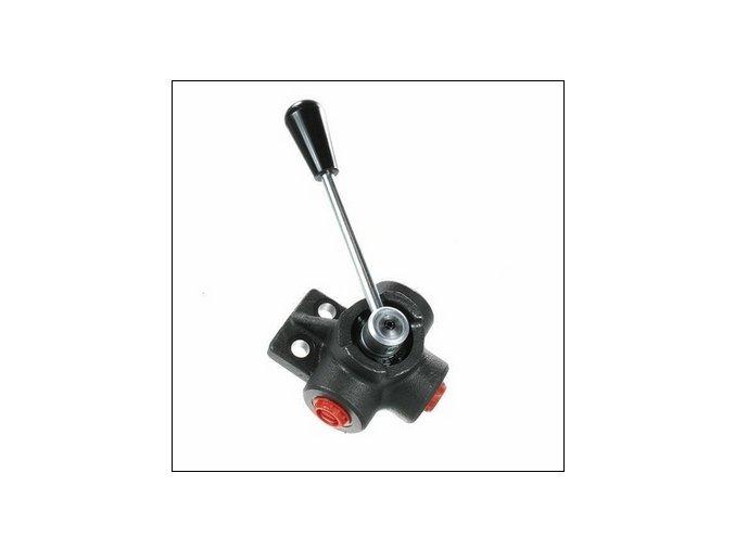 Rotační hydraulický rozvaděč G1/2''