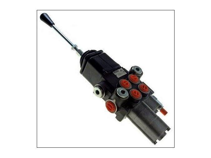 Hydraulický rozvaděč 2/40 s joystickem a s plovoucí polohou