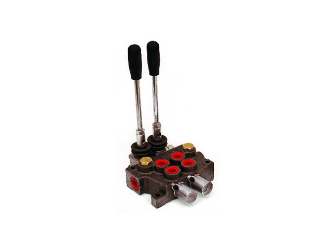 5 spool valve