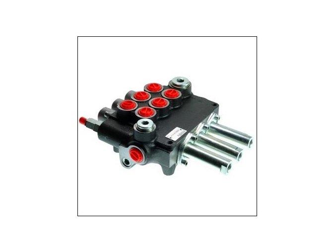 Hydraulický rozvaděč 3/80 ovládaný lanovody