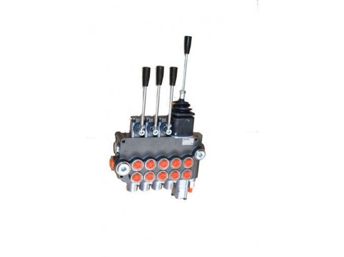 Hydraulický rozvaděč 5/80 s joystickem