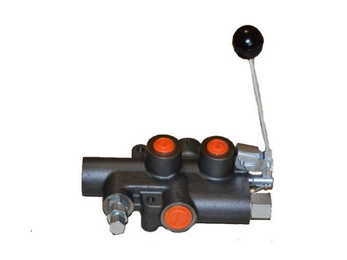 Hydraulický rozvaděč pro štípačky dřeva P81-A2-G