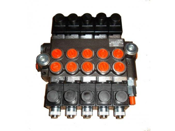 Hydraulický rozvaděč elektricky ovládaný 5/50 12 VDC