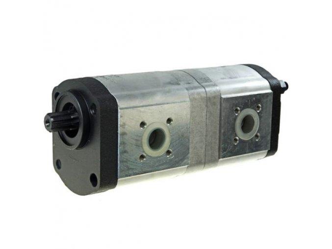 Tandemové hydraulické čerpadlo zubové  PH29 KHD/DEUTZ 22+16 CC