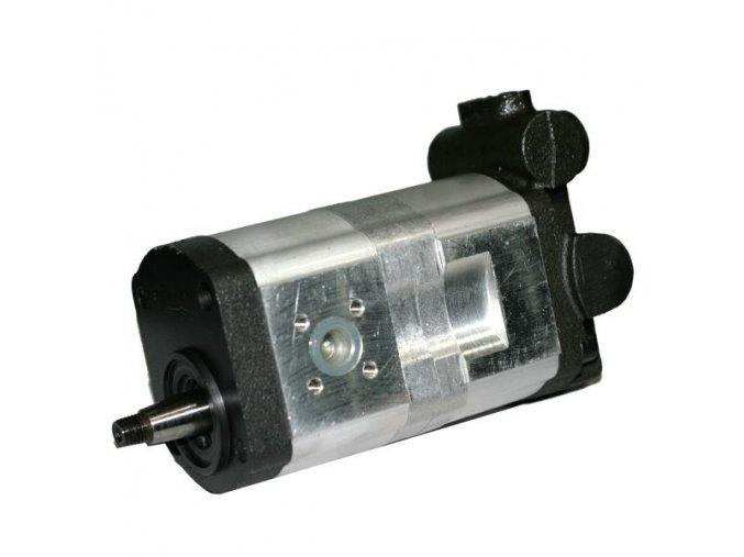 Tandemové hydraulické čerpadlo zubové  PH23 CASE 8+8 CC