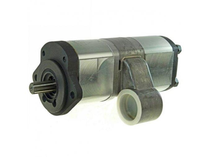 Hydraulické čerpadlo zubové  PH15A MASSEY FERGUSON 18+14 CC