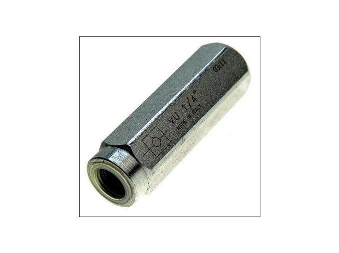 Hydraulický zpětný ventil 1/4''