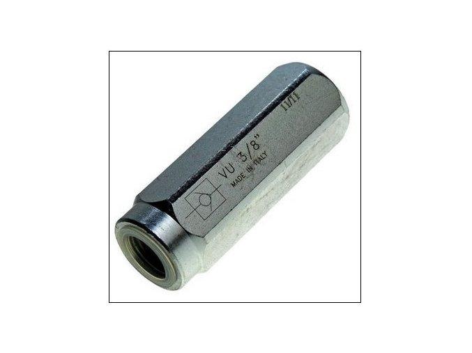 Hydraulický zpětný ventil 3/8''